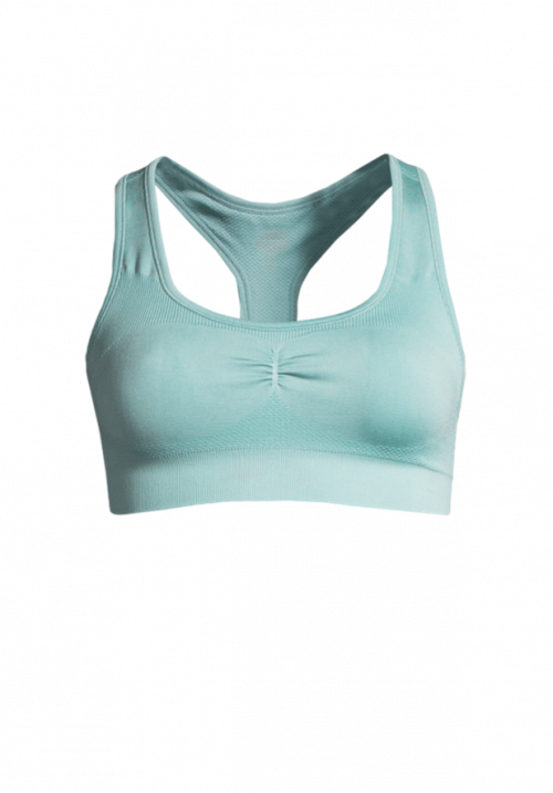 Casall Smooth Sports Bra Sage Green