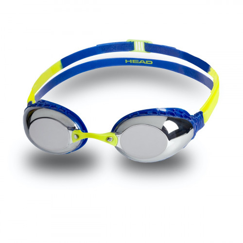 Head Hcb Flash Mirrored Goggle Blue/Blue
