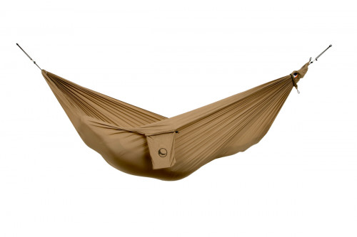 Ticket To The Moon Compact Hammock Brown 320 x 155 cm