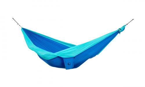 Ticket To The Moon King Size Hammock Blue/Turquoise 320 x230 cm