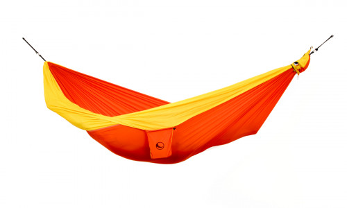 Ticket To The Moon King Size Hammock Orange/Yellow 320 x230 cm
