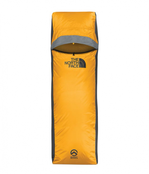 The North Face Assault Futurelight Bivy Summit Gold/Asphalt Grey