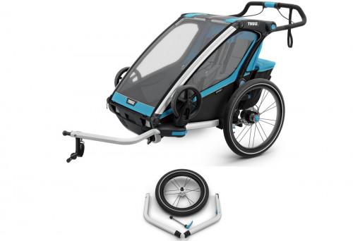Thule Chariot Sport 2 Inkludert Løpekit