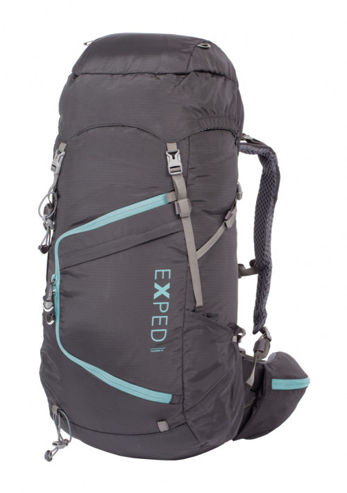 Exped Traverse Black 35L S-M