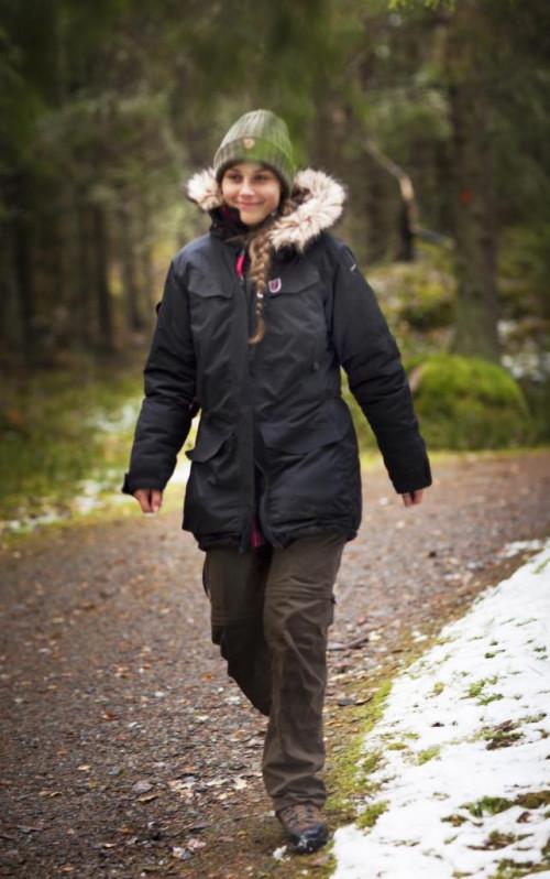 Fjällräven Nuuk Parka Women's Dusk