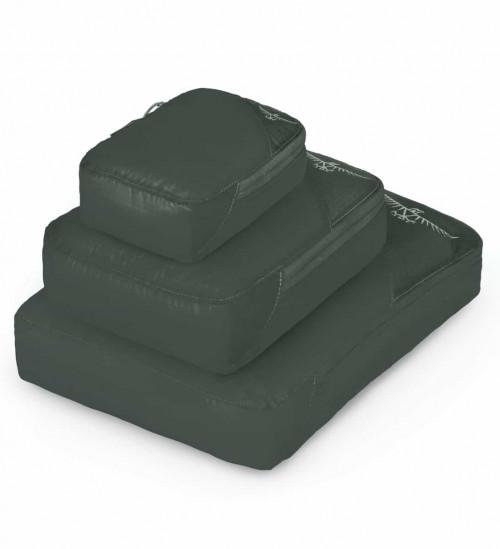 Osprey Ultralight Packing Cube Set Shadow Grey S/M/L