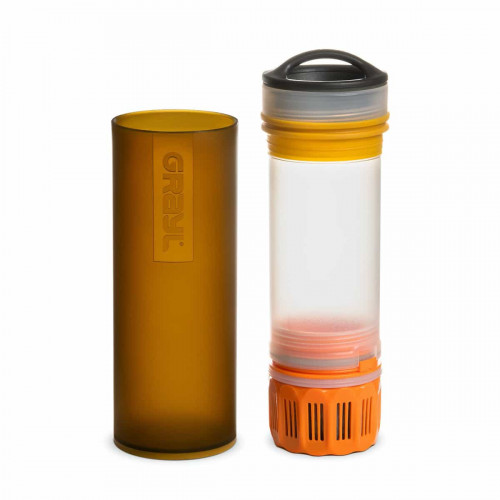 Grayl Ultralight Compact Purifier Coyote Amber 473ml