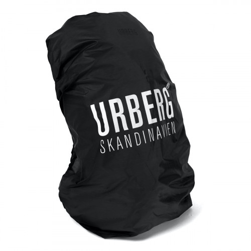 Urberg Backpack Raincover M Black