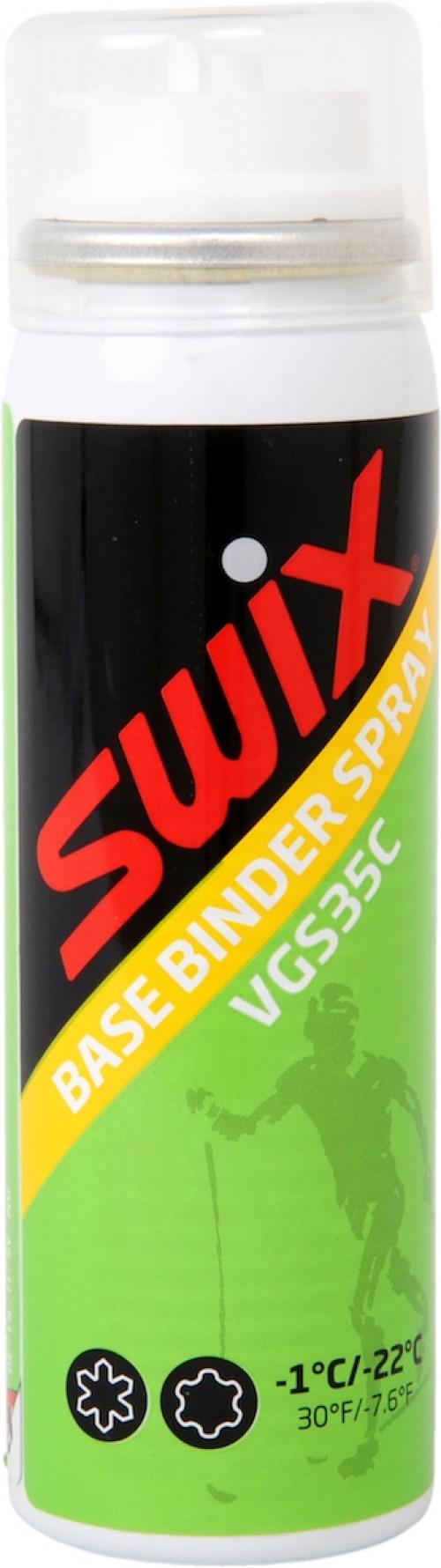 Swix VGS35C Base Binder Spray, 70 Ml