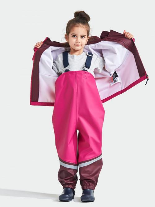 Didriksons Waterman Kids Set 4 Lilac