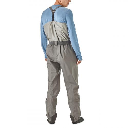 Patagonia Middle Fork Packable Waders - Reg Hex Grey
