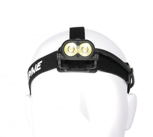 Lupine Piko X4 Smartcore 1900 lumen, Hodelykt Black