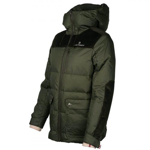 Amundsen Sports Groomer Jacket Mens Nato