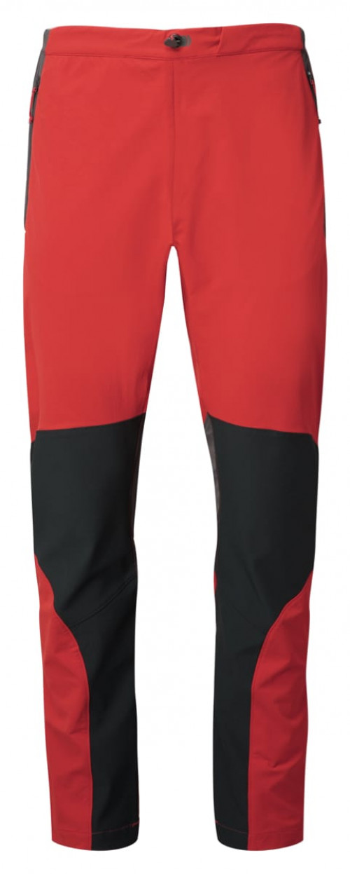 Rab Torque Pants Wmns Ascent Red