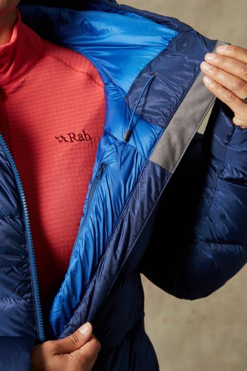 Rab Neutrino Pro Jacket Women's Beluga / Steel