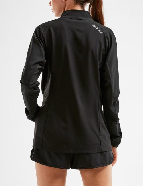 2XU X-Vent Run Jacket Women Black/Black