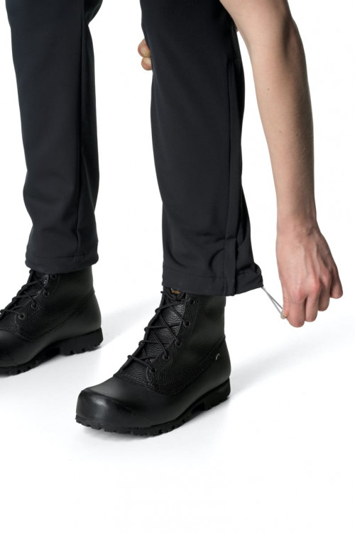 Houdini W's Motion Top Pants True Black