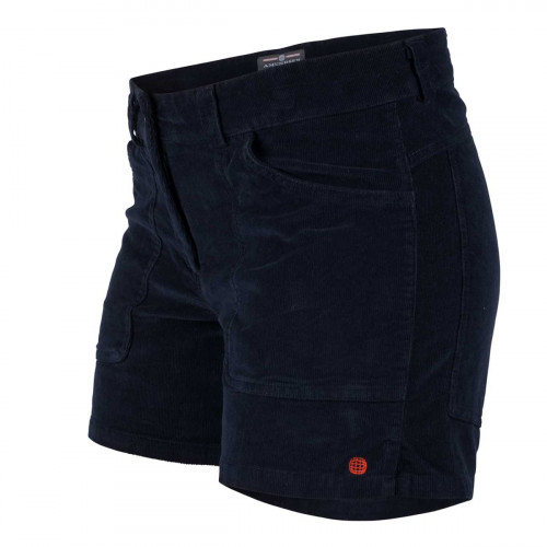 Amundsen Sports 5 Incher Concord Womens Faded Navy G Dyed