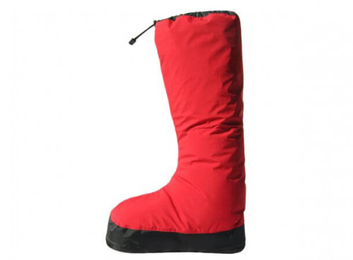 Western Mountaineering Expedition Bootie Red
