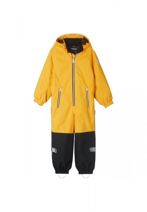 Reima Reimatec Kiddo Overall, Kapelli Orange Yellow