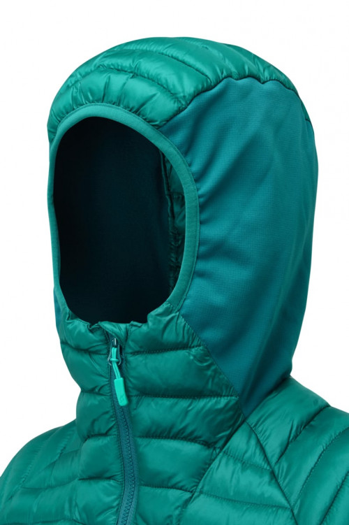 Rab Cirrus Flex Hoody Womens Atlantis configurable