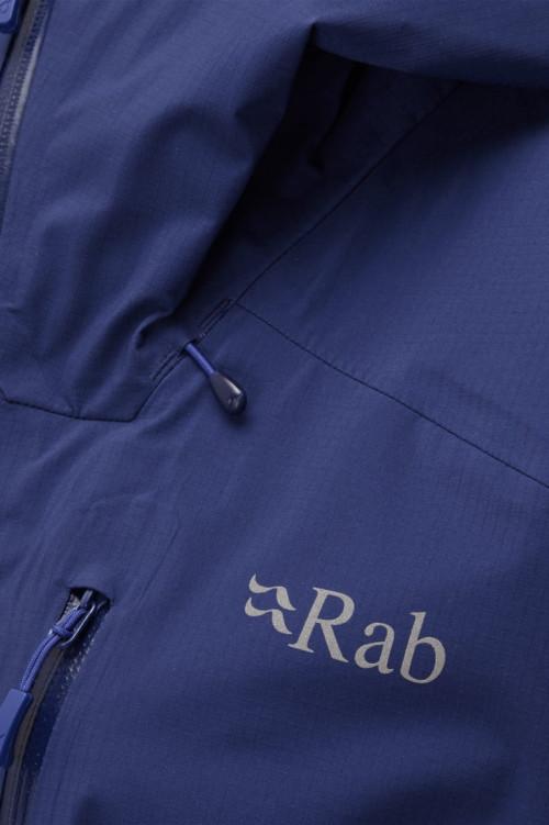 Rab Firewall Jacket Womens Ruby