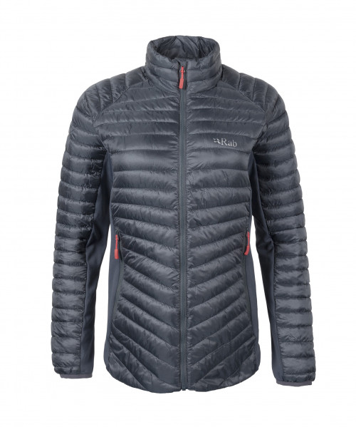 Rab Cirrus Flex Jacket Women's Steel