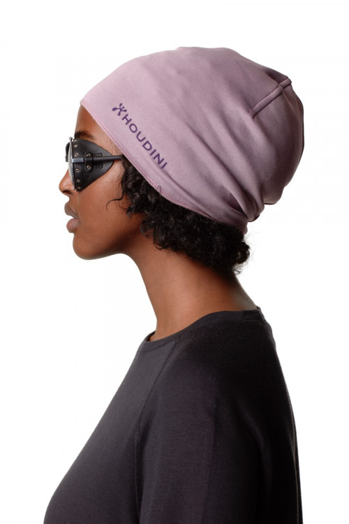 Houdini Toasty Top Hat Heather Sky Purple