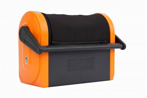 Zen Products Z-Roller Lite Carbon Black/Orange