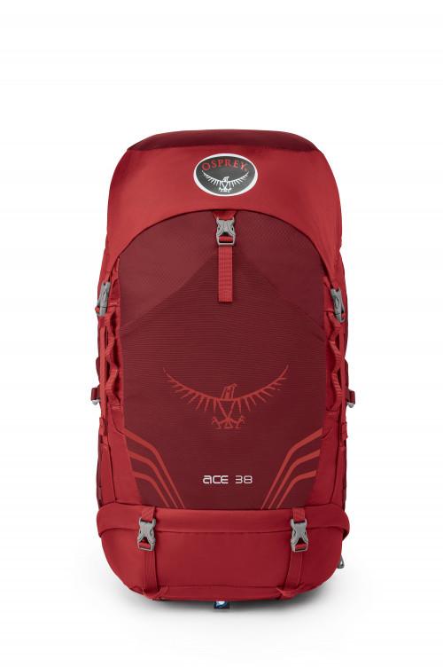 Osprey Ace 38 Paprika Red