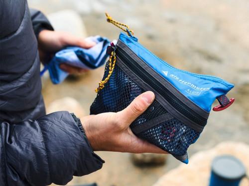 Klättermusen Algir Accessory Bag Small Raven S