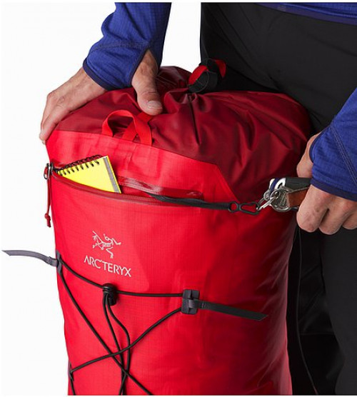 Arc'Teryx Alpha FL 45 Backpack Cardinal