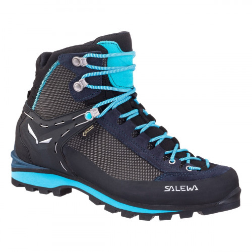 Salewa Women's Crow Gtx Premium Navy/Ethernal Blue
