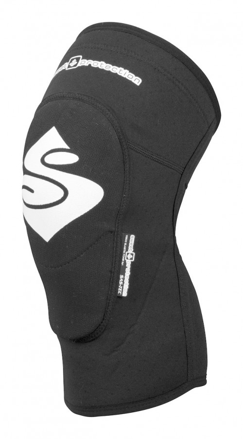 Sweet Protection Bearsuit Knee Guards True Black
