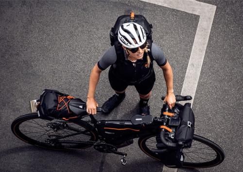 Ortlieb Cockpit-Pack Black Matt 0,8 L