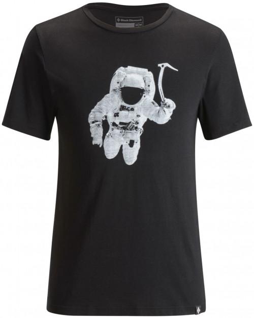 Black Diamond Men's SS Spaceshot Tee Black