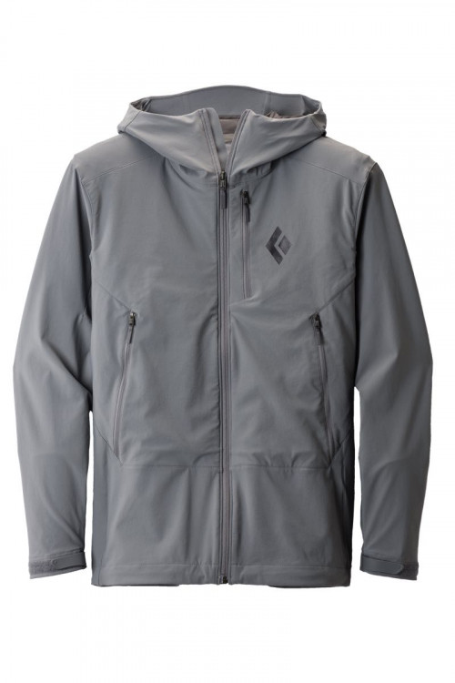 Black Diamond M Dawn Patrol Shell Ash
