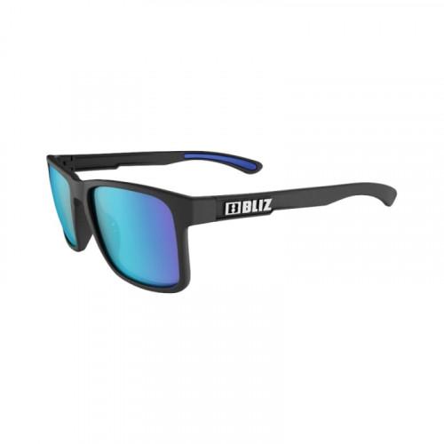 Bliz Luna Black/Smoke W Blue Multi