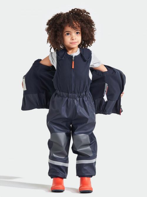 Didriksons Boardman Kids Set 5 Navy