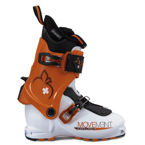Movement Explorer Junior Boots White/Orange
