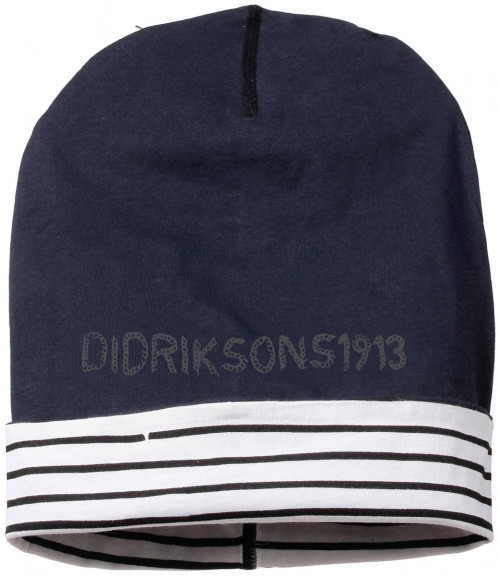 Didriksons Brook Kids Beanie Navy