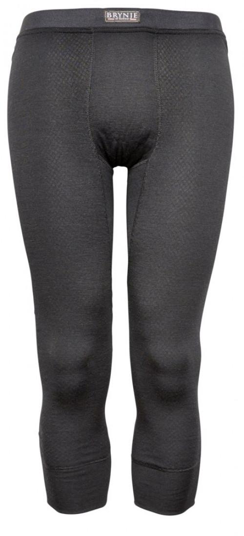Brynje Arctic Longs 3/4 Legs Black