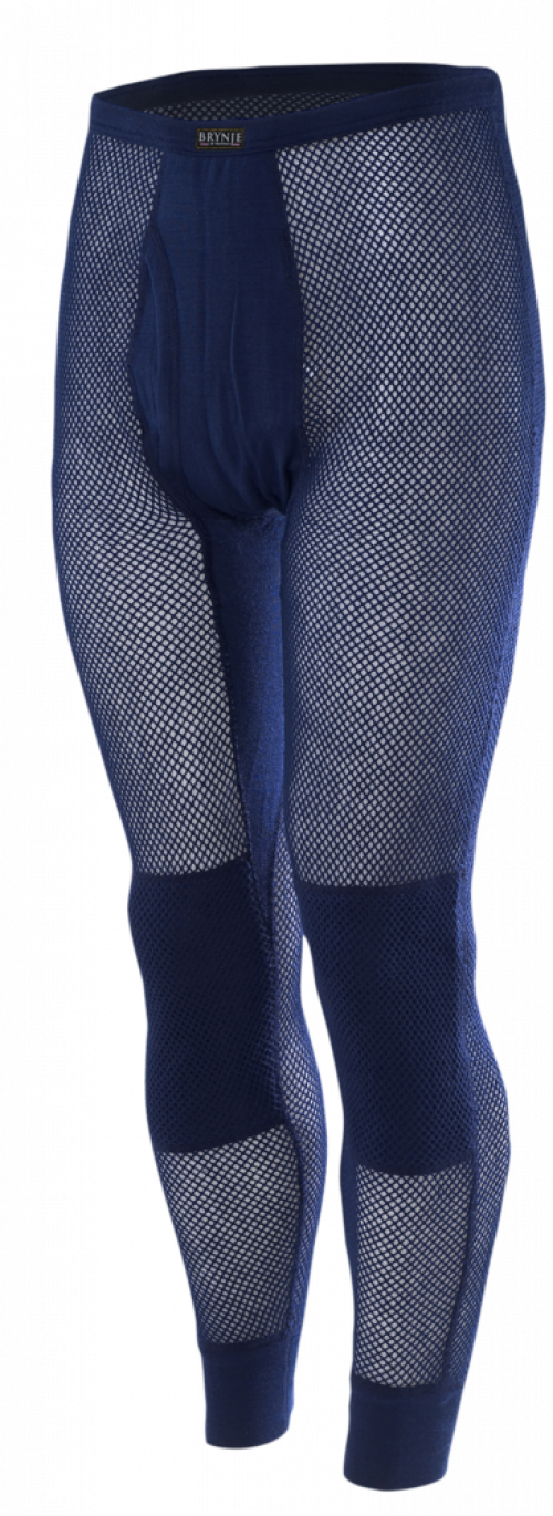 Brynje Super Thermo Longs With Inlay Navy
