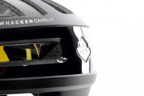 Sweet Protection Bushwhacker II Carbon Mips Helmet Satin White Metallic