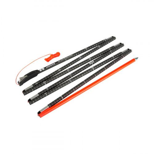 Mammut Carbon Probe 280 Fast Lock Neon Orange one s