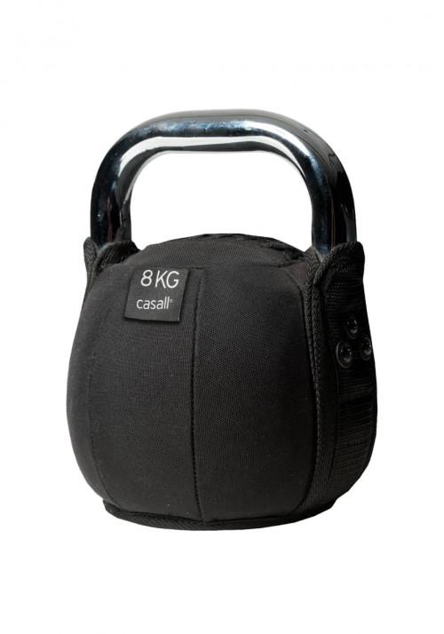 Casall Kettlebell Soft 8kg Black