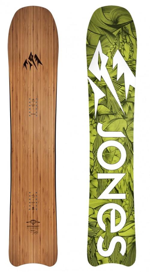 Jones Snowboards Hovercraft