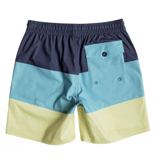 "DC Henning 14.5"" Swim Shorts Boy's Dark Indigo"
