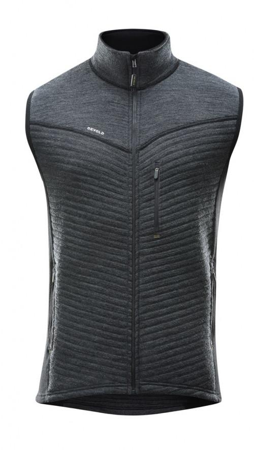 Devold Tinden Spacer Man Vest Anthracite