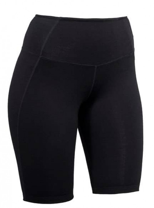 Devold Running Woman Short Tights Caviar